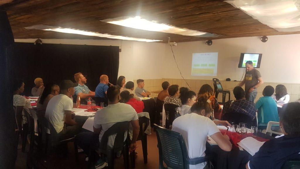 re5 training workshop